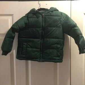 Gymboree Boys Winter Coat